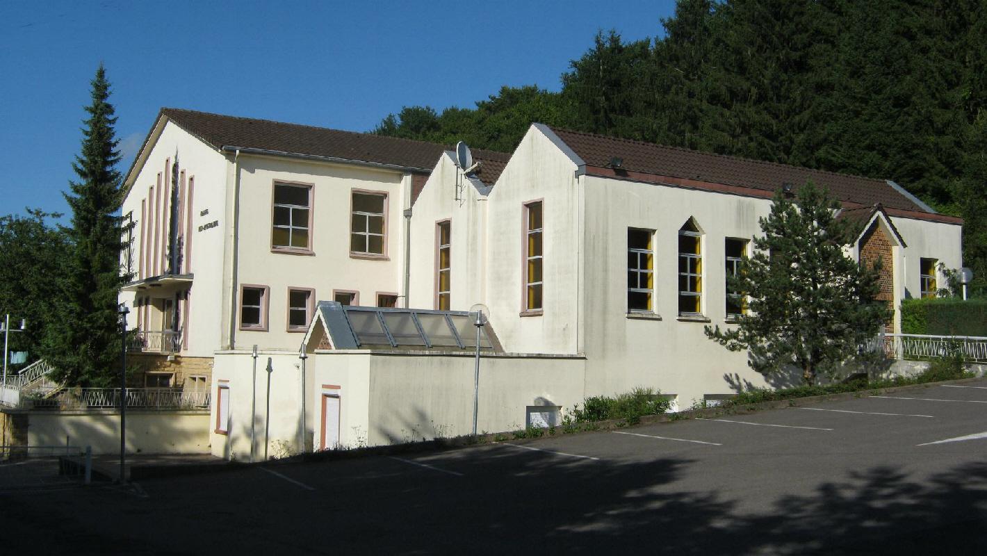Eglise N 233 O Apostolique Algrange